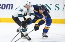 Sharks vs. Blues Western Conference Final Preview