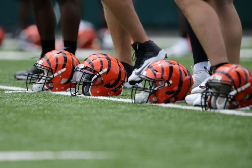 Bengals announce signing of 10 undrafted free agents