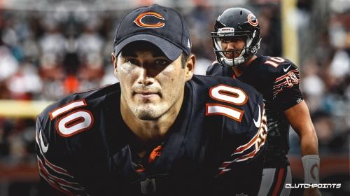 Fantasy Football: 3 reasons to target Bears QB Mitchell Trubisky