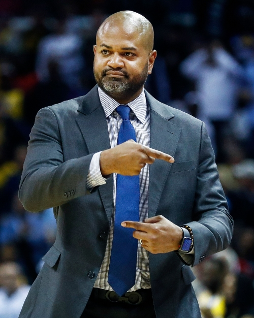 Lakers to interview former Grizzlies coach J.B. Bickerstaff, per report
