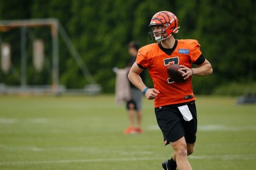 Who are the Cincinnati Bengals 2019 undrafted college free agent signings?
