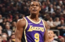 NBA Free Agency News: Rajon Rondo Will Not Re-Sign With Lakers If They Do Not Have Head Coach