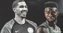 Celtics' Jaylen Brown says his and Jayson Tatum's 'best days are yet to come'