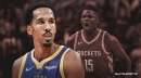 Warriors video: Shaun Livingston makes Clint Capela concede with huge slam