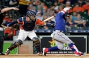 Offense falls flat as Rangers muster just two hits against Justin Verlander and the Astros