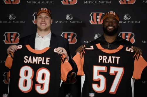 Bengals mailbag: Roles for faces, both new and old
