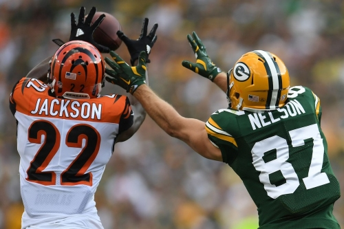 Bengals CB William Jackson looks to avoid early learning curve again