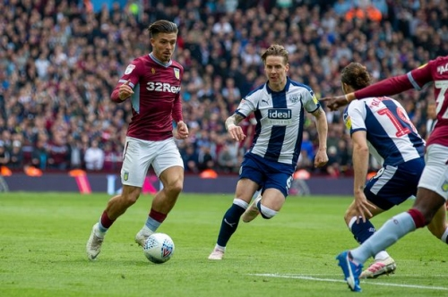 Aston Villa player ratings: Jack Grealish pulls the strings with midfield masterclass against West Brom - here's how everyone else rated