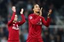 Virgil Van Dijk admits Liverpool are 'realistic' about Premier League title chances