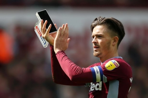 West Brom boxer hurls this one word insult at Aston Villa star Jack Grealish