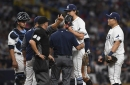 Rays journal: Tyler Glasnow relieved at diagnosis of mild strain, 4-6 week absence