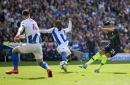 Man City player ratings v Brighton - Riyad Mahrez the unlikely star as Blues win Premier League