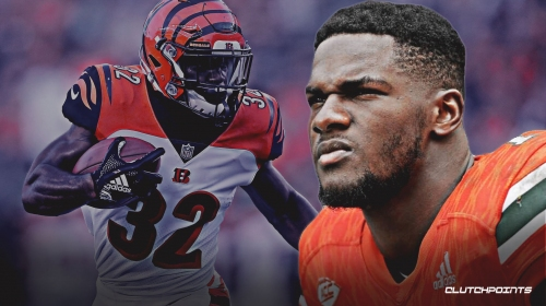 Dolphins sign former Bengals RB Mark Walton