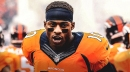Broncos WR Emmanuel Sanders won't be returning to the field until mid-July