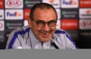 Maurizio Sarri is 'not sure' that he will be Chelsea manager next season despite finishing third in the Premier League