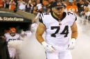 Jake Fisher: Buffalo Bills release tight end who played tackle for Bengals