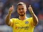 Eden Hazard to join Real Madrid day after Europa League final?