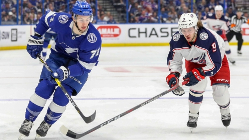 Anthony Cirelli's consistent play belies his young age