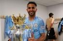Man City hero Riyad Mahrez gives update on his future