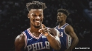 Sixers star Jimmy Butler is confident he'll get a max contract anywhere