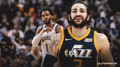 Jazz's Ricky Rubio admits being affected by trade talk surrounding Mike Conley, impending free agency