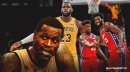 Stephen Jackson believes Sixers should try to acquire LeBron James to put alongside Joel Embiid, Jimmy Butler