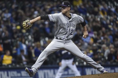 Colorado Rockies game no. 41 thread: Kyle Freeland vs. Chris Sale