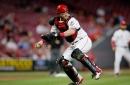 Cincinnati Reds' Gold Glove catcher Tucker Barnhart focused on defensive improvements