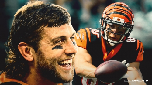 Bengals' Tyler Eifert 'essentially full-go' in OTAs