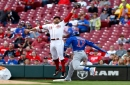 Cincinnati Reds' run of games against the Central begins with a 3-1 loss to the Chicago Cubs