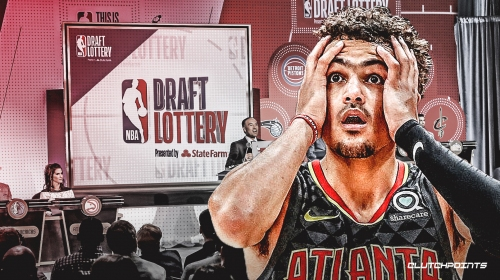 Hawks news: Trae Young reacts to NBA Draft Lottery
