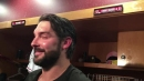 Video: Tanner Roark discusses Cincinnati Reds' loss to Chicago Cubs
