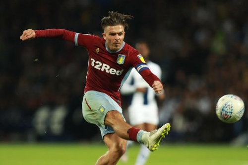 Jack Grealish reveals an emotional message after leading Aston Villa to Wembley