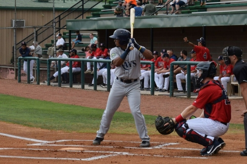 Rays prospects and minor leagues: Franco ends HR drought