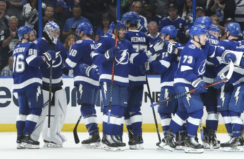 Lightning season in review player-by-player