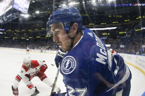Ryan McDonagh was everything the Lightning could want ... until he wasn't