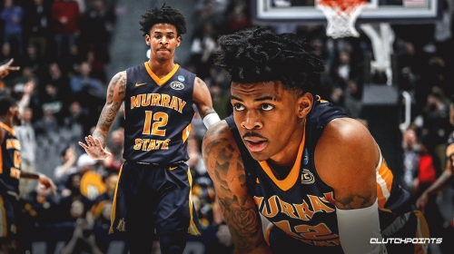 Ja Morant not discouraged by Memphis owning No. 2 overall pick in NBA Draft