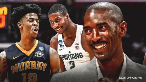Elliot Perry says pairing Ja Morant with Jaren Jackson Jr. would be good start for rebuild
