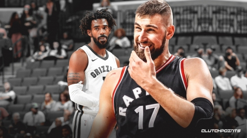 Jonas Valanciunas says Grizzlies' new coach, Mike Conley's future will factor into player option decision