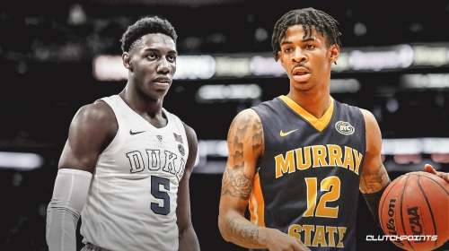 Ja Morant favored over R.J. Barrett to be the 2nd overall pick