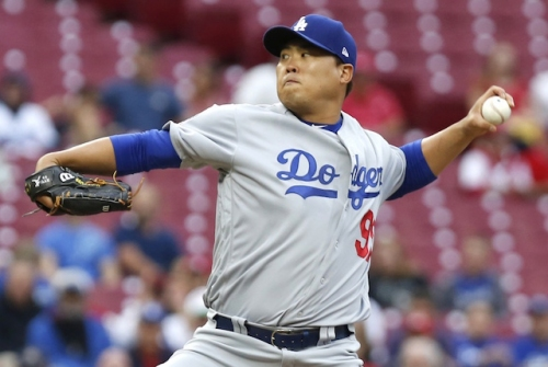 Dodgers News: Hyun-Jin Ryu To Start Series Finale Vs. Reds, But Clayton Kershaw Not Yet Considered Probable For Matchup With Rays