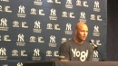 New York Yankees starter J.A. Happ on his outing in opener of doubleheader win vs. Orioles