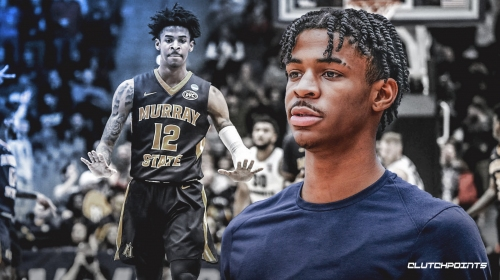 Report: Grizzlies plan to draft Ja Morant with No. 2 pick in 2019 NBA Draft