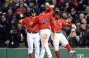 Red Sox 6, Rockies 5: Michael Chavis walks it off