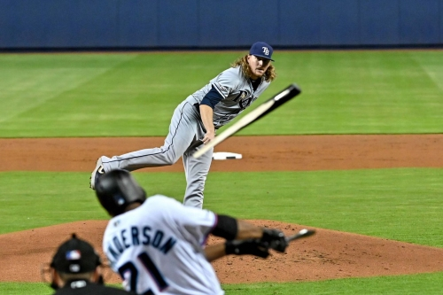 Marlins shut out again, losing funk reaches 7 with 1-0 defeat to Rays