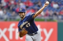 Brewers down Phillies, 5-2