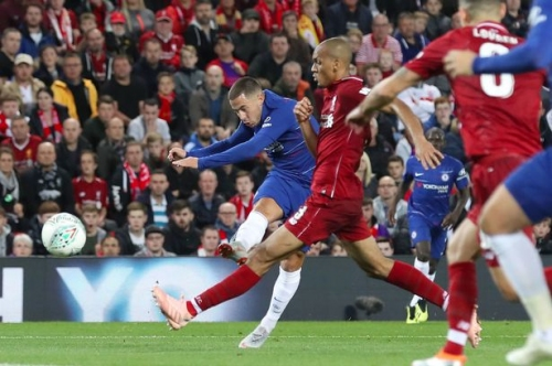 Liverpool FC force Real Madrid to alter Eden Hazard decision