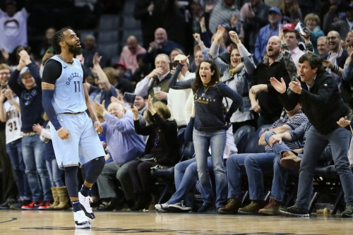 Mike Conley and Me