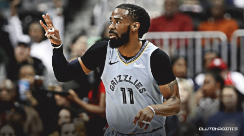 Report: Jazz expected to make another run at Mike Conley in the offseason