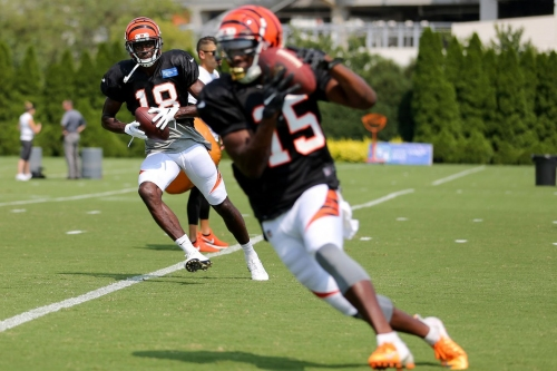 """John Ross missed voluntary workouts due to """"tightness"""""""